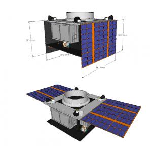 「SSTL-50」衛星バス